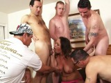 He invites all his friends to gangbang his wife